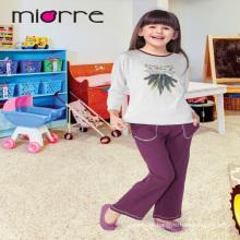 Miorre OEM Venta al por mayor% 100 algodón niños ropa de dormir pijamas impresos conjunto