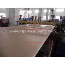 Строительство производственной линии WPC-ПВХ шаблон и деревянный порошок