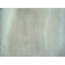 Tissu tricoté à laine polaire à flanelle teintée