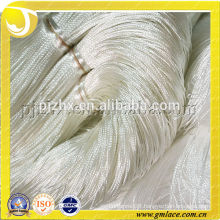 100% Polyester FDY White Carpet Knitting Yarn, Carpet and Curtain Tassel