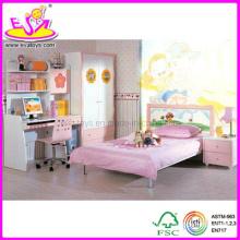 Meubles de chambre à coucher fille (WJ277532)