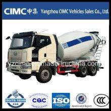10cbm Heavy Duty Faw Concrete Mixer Camiões
