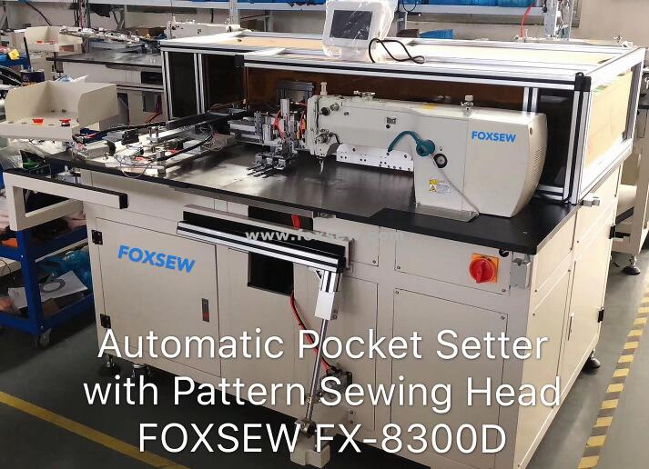 Automatic Jeans Pocket Setter Fx 362d 0