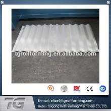 Hochgradige tragbare Metall-Dach-Roll-Formmaschine von erfahrenen Full-Range-Lieferanten