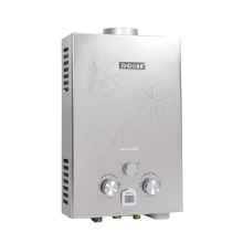 Low Pressure Flue Type 6L Instant Gas Water Heater