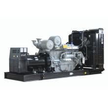 45KVA à 50Hz, puissance 400V par génératrice diesel Perkins