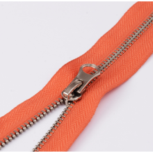 Unique Zippers of Stainless Steel Bottom Separating Zipper