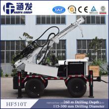Hf510t Water Borehole Drilling Machine Price