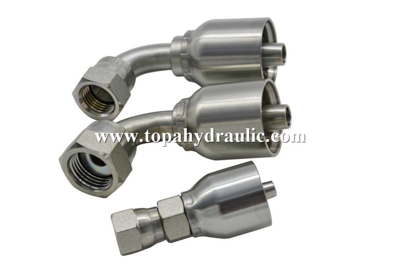 reusable hydraulic hose fittings