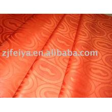 Tissu en jacquard de coton Damask, Shadda, Bazin Riche, Tissu en brocart de Guinée