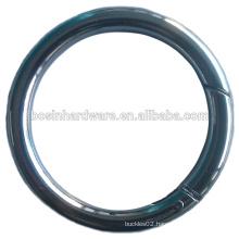 Popular Spring Ring Metal Big Size Round Ring