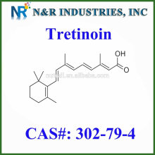 Hot sale price tretinoin/vitamin a acid/ retinoic acid / CAS 302-79-4