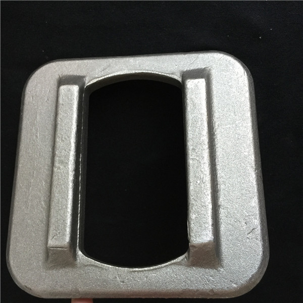 Weldable Twist Locks Plate