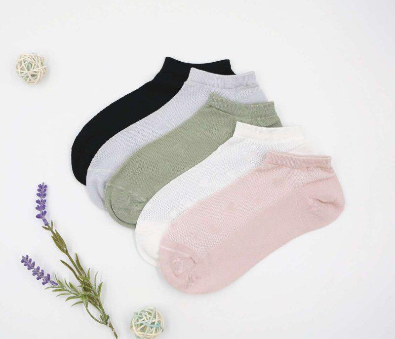girl's cotton socks