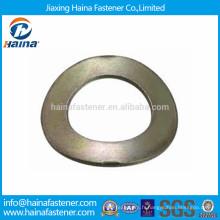 Fabriqué en Chine meilleur prix DIN137 Rondelles à ressort incurvées, rondelle incurvée de haute qualité