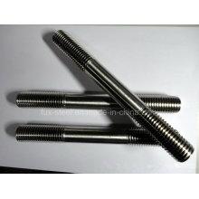 Parafusos do parafuso prisioneiro do aço de carbono da força (A193 / B7 / DIN975)