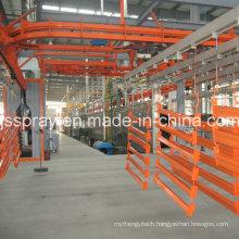High Quality Flocking Machine for Goods Shelf