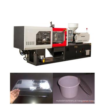 Máquina moldando da pré-forma alta da injeção do flowerpot plástico de 150ton
