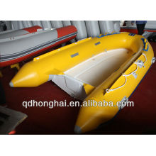 iate de 2013 RIB300 barco inflável com piso rígido
