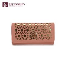 HEC Wholesale Handy PU Leder Brieftasche Damen Tasche Geldbörsen