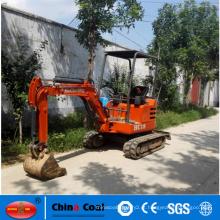 China Micro escavadeira escavador de micro escavadeira micro chinês barato