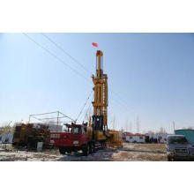 Truck Mounted Hydraulic Drilling Rig CMD100 For Coalbed Gas