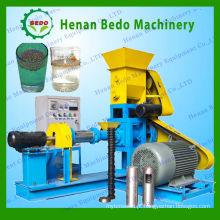 China mais profissional pet food / fish feed máquina de extrusão / equipamentos 008618137673245
