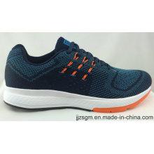 Nueva llegada de calidad superior Flyknit zapatos deportivos con MD suela