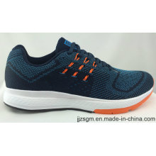 New Arrival Top Quality Flyknit Sports Shoes with MD Outsole