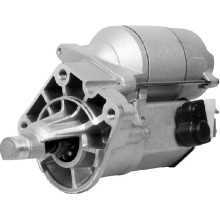 Nippondenso Starter LESTER:17216 for CHRYSLER