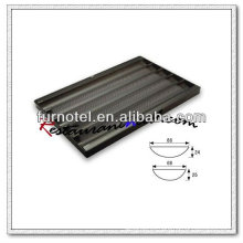 V033 pan antiadherente de 5 barras de pan francés baguette