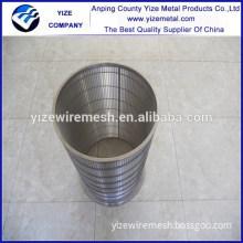 alibaba china manufacturer paper pulp wedge wire pressure screen basket
