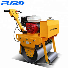 Mini Road Roller For Sale Philippines Single Drum Soil Compactor ( FYL-600)