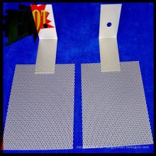 Ânodo de titânio platinado para tratamento de água