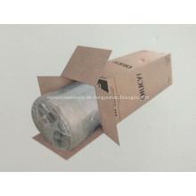 Federkernmatratze mit Kissenbezug in einer Box
