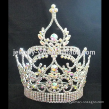 Big pageant crowns for sale,wedding pageant crown tiaras