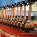 Vollautomatisches Stahldraht-Land-Zaun-Maschen-Schweißgerät