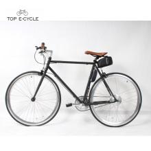 Control de inteligencia moda ciudad carreras ebike sinsle velocidad bicicleta eléctrica
