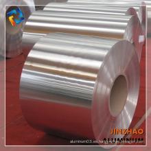 Bobinas de aluminio de buena calidad con todas las series