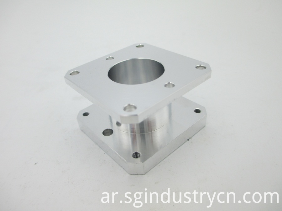 Lathing And Milling Aluminum Parts