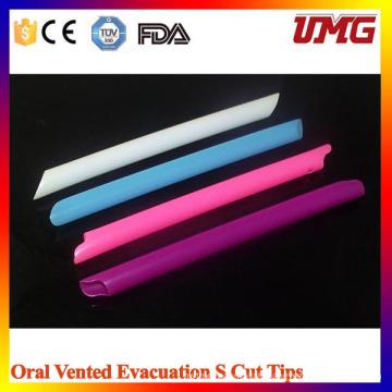High Quality Disposable Dental Material Dental Evacuator Tips