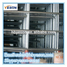 PVC coated welded wire mesh / welded wire mesh panel ( Factory )