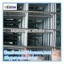 PVC revestido de malha de arame soldado / painel de malha de arame soldado (Fábrica)