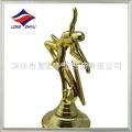 Troféu de dança profissional troféu de balé