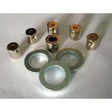 Sintered Disc Neodymium Magnet/NdFeB Magnet (UNI-Ring-oo5)