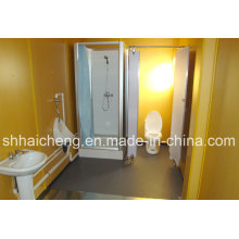 Prefab Container House Accommodation (shs-fp-dormitory012)