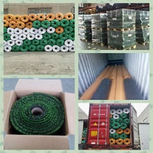 50 mm Artificial Grass for Soccer Sports Field