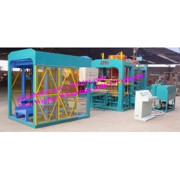 Brick Making Machine Q6-15 produktiviti 10000-12000pcs / hari