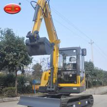 Mini 4.5 Ton Hydraulic Bucket Track Excavator