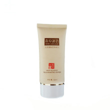90ml oval tube 35mm super plastic cc cream tubes